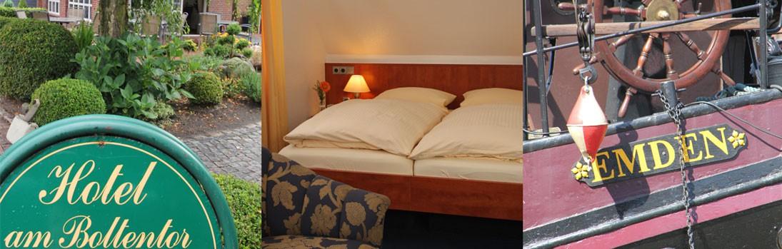 Hotel am Boltentor - Slider - drei